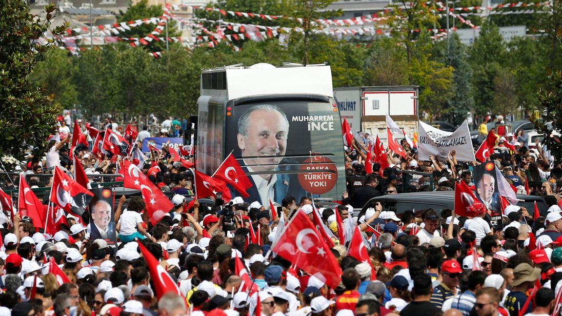 OSCE monitors: Turkey election was 'lively' but 'lacked equal conditions'