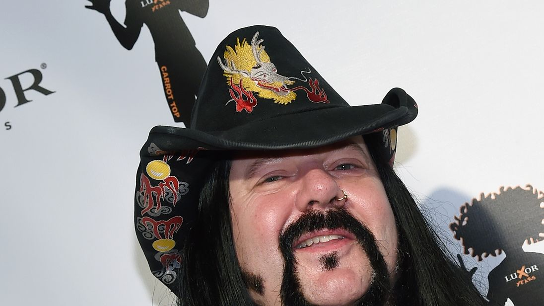 Vinnie Paul, drummer for metal band Pantera, dies at age 54