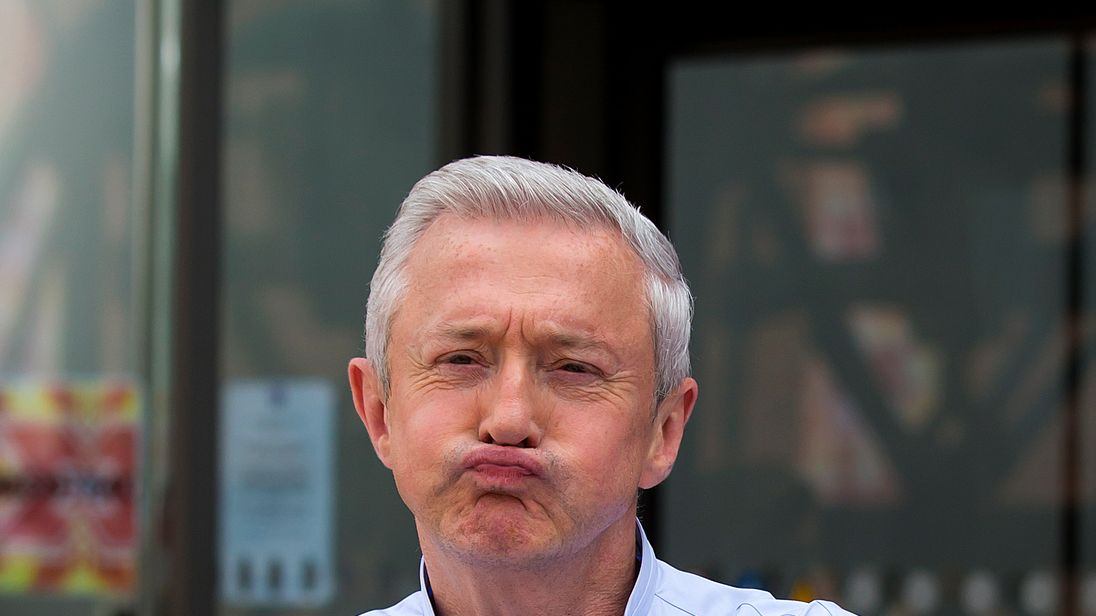 Louis Walsh has been an X Factor judge since it started in 2004