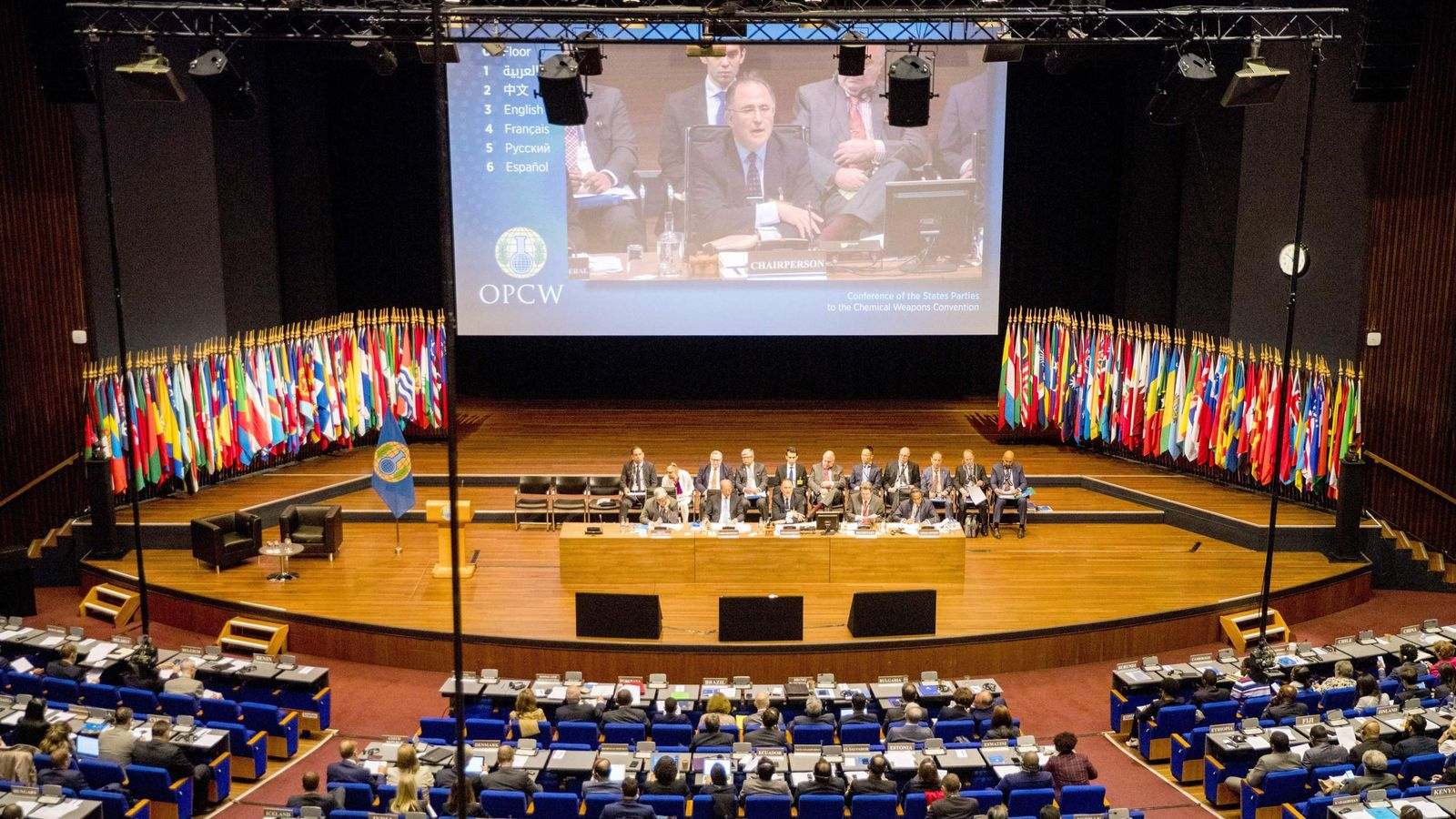 UK wins bid for OPCW to attribute blame for chemical ...