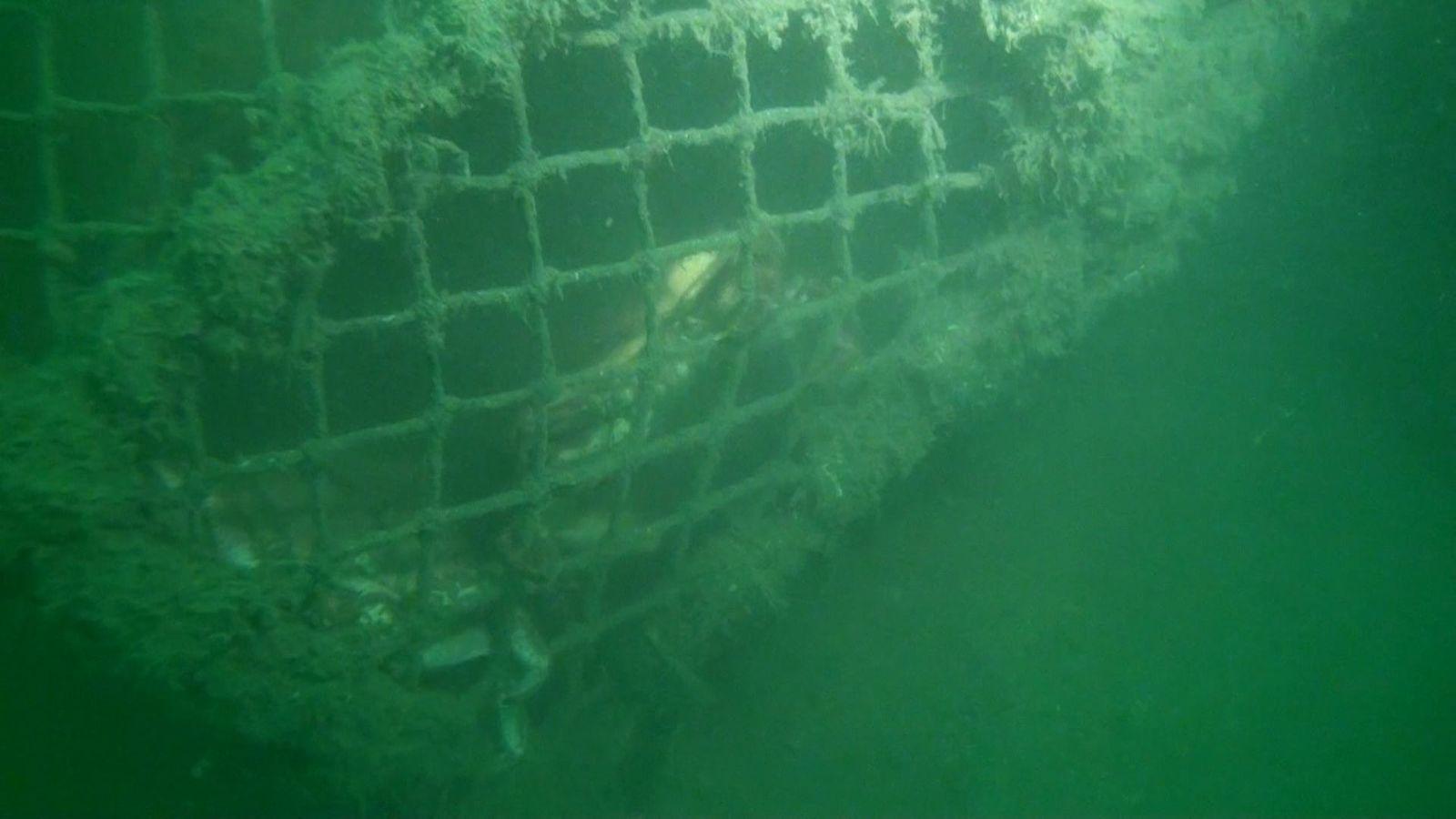 Ghost gear: The dangerous killer lurking in the sea