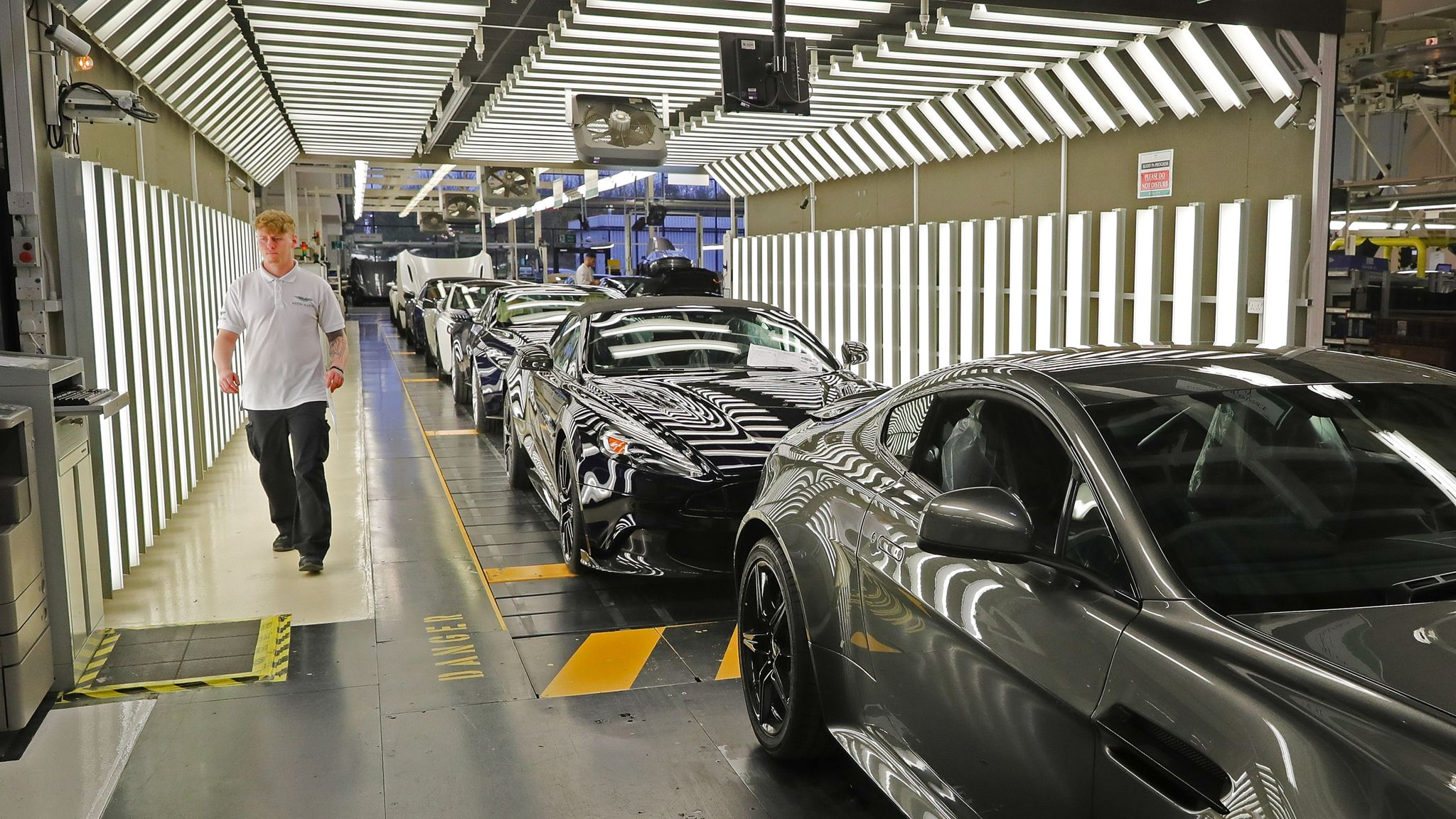 New car sales fall by a fifth in September