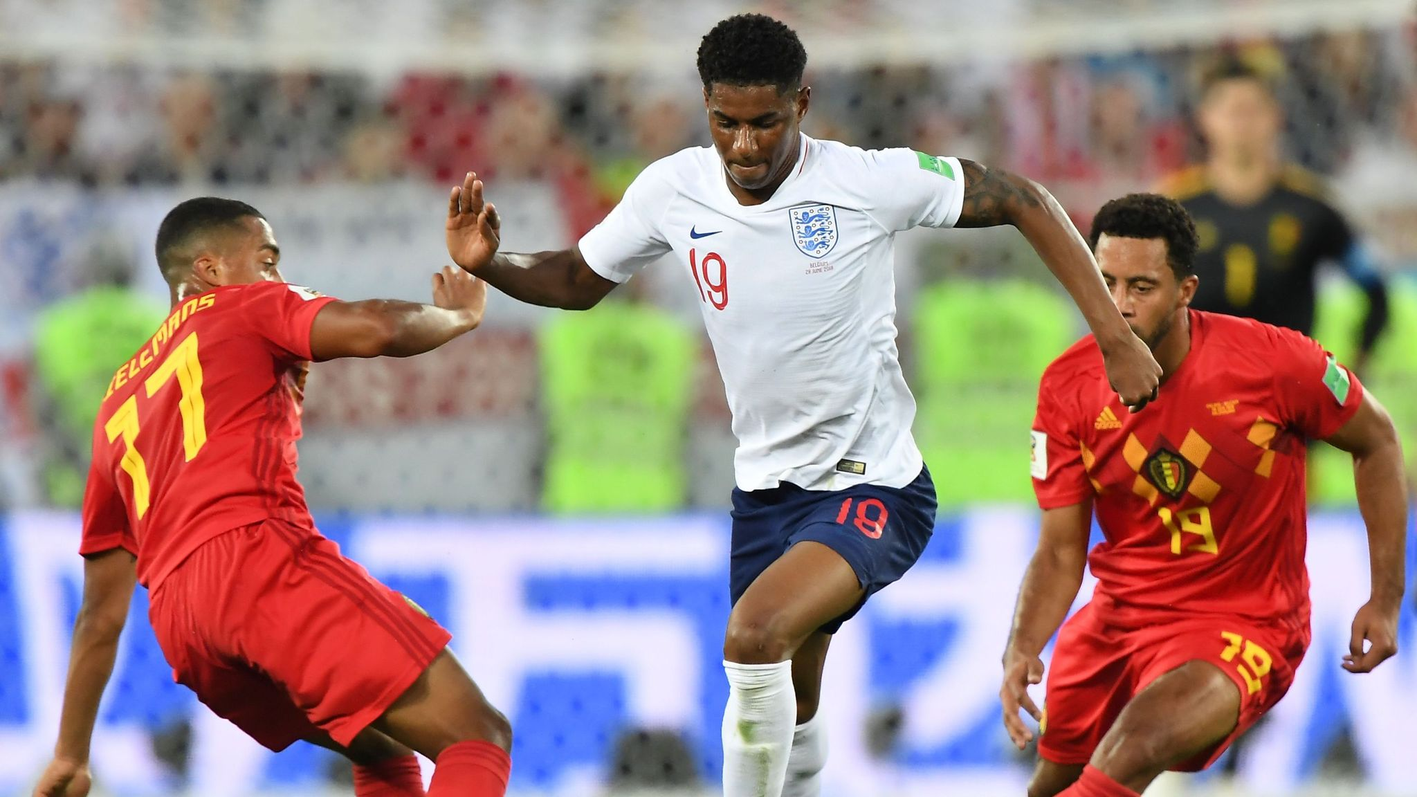 Who could England face in World Cup after Belgium defeat   d47f9af34