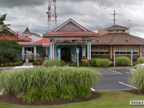 Bahama Breeze restaurant in Ohio