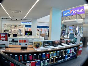 Dixons Carphone owns Currys PC World and Carphone Warehouse