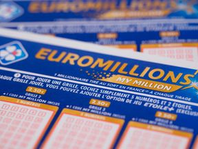 A man from south-east France has won the lottery twice in two years