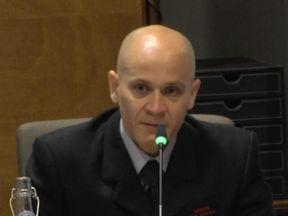 Grenfell firefighter David Badillo