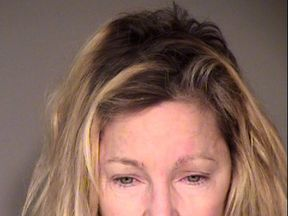 Heather Locklear was arrested after police were called to her home to investigate a domestic dispute
