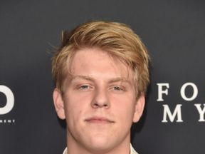 Jackson Odell at The London West Hollywood on January 16, 2018 in West Hollywood, California.
