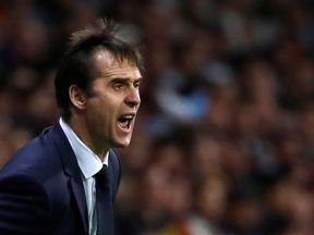 Julen Lopetegui was named Real Madrid head coach earlier this week