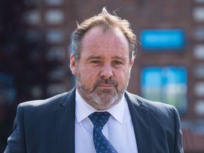 Ex-pilot Julian Monaghan faces jail