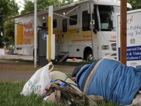 For many, the reality is a reliance on mobile health units