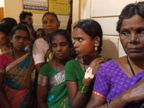 India's population makes the NHS look like an easy task