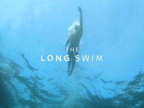 Lewis Pugh's long swim begins on 12 July
