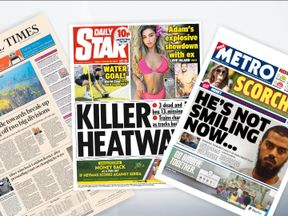 Wednesday's papers with Sky News