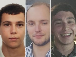 Tributes to graffiti artists killed by train at London's Loughborough Junction