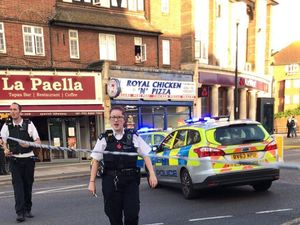 Five injured after battery explodes at Tube station in north London