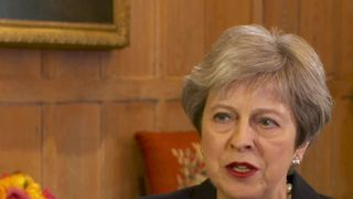 Theresa May announces the NHS will get an extra £20bn a year in real terms funding by 2024.