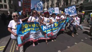NHS boss: Extensive planning for