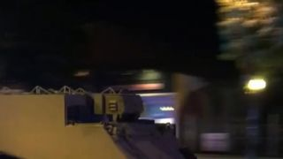 Stolen armoured vehicle prompts massive police chase in Virginia