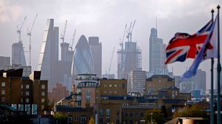 London loses top financial centre ranking