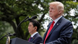 Isolated Trump to face confrontation from G7