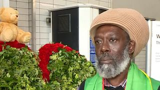 Tube driver who stopped his train to show support for Grenfell relatives and friends says it is the 'least he could do'