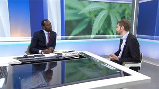 MS sufferer explains how cannabis has helped him