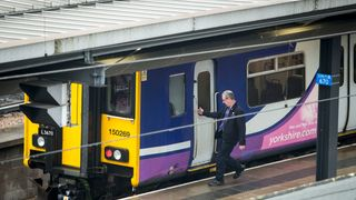 File photo dated 23/08/17 of a Northern Rail train at Leeds Railway Station