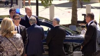 Prince William meets Israeli Prime Minister Netanyahu