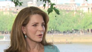 Queen Noor of Jordan emphasises the importance of the world's oceans