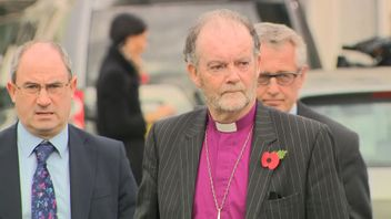 Former Bishop of Liverpool James Jones previously led the Hillsborough inquiry