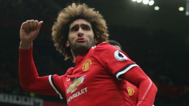 Neville: Fellaini gives Jose options