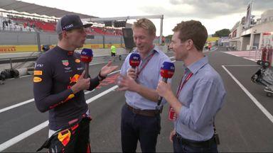 Verstappen angered by critics