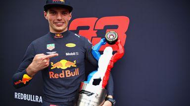 'Max will be world champion'