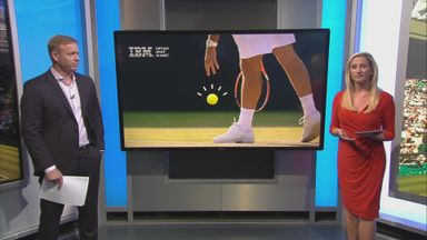 AI changing tennis