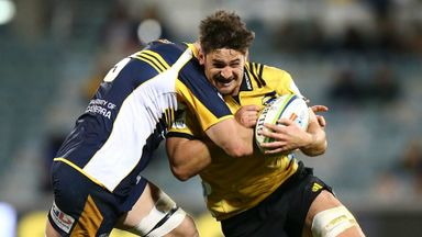 Brumbies 24-12 Hurricanes