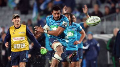 Kaino bids farewell to Blues