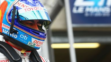 Alonso's 'critical' weekend
