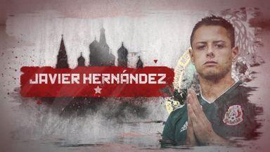 Russia 2018 – Key Man – Javier Hernandez