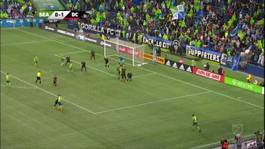 Seattle 2-1 D.C. United