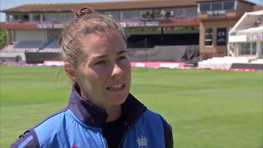 'Women's cricket going through roof'