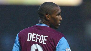 Defoe: My one transfer regret