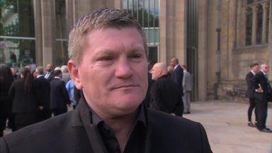Hatton: Brendan was more than boxing