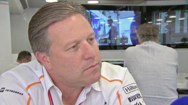 McLaren hit back at staff revolt reports