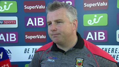 Rochford: We left everything out there