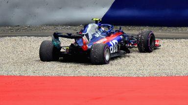 Austrian GP: Friday Practice