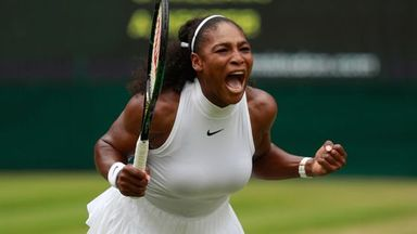 Could England learn from Serena?