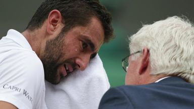 Cilic: Maybe injury was destiny
