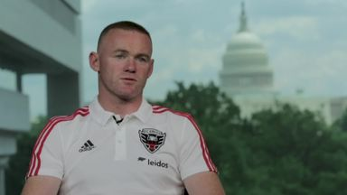 Rooney wants to win MLS title